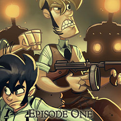 Penny Arcade Adventures: On the Rain-Slick Precipice of Darkness - Episode One