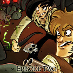 Penny Arcade Adventures: On the Rain-Slick Precipice of Darkness - Episode Two